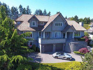 Photo 1: 4512 CAULFEILD Lane in West Vancouver: Caulfeild House for sale : MLS®# R2454856