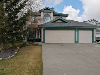 Photo 1: 108 CAIRNS Bay in Edmonton: Zone 27 House for sale : MLS®# E4197124