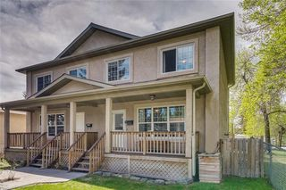 Photo 2: 2419 53 Avenue SW in Calgary: North Glenmore Park Semi Detached for sale : MLS®# C4299769