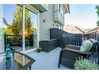 Photo 26: 7 2418 AVON PLACE in Port Coquitlam: Riverwood Townhouse for sale : MLS®# R2494801