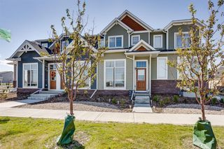 Photo 1: 125 Chinook Gate Boulevard SW: Airdrie Row/Townhouse for sale : MLS®# A1047739