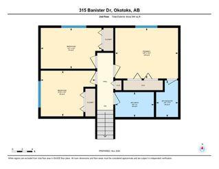 Photo 31: 315 Banister Drive: Okotoks Detached for sale : MLS®# A1050633