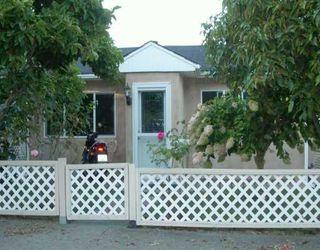 Photo 1: 427 E 36TH AV in Vancouver: Fraser VE House for sale (Vancouver East)  : MLS®# V602899