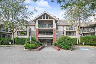 "Photo 1: 302 22015 48 Avenue in Langley: Murrayville Condo for sale in ""Autumn Ridge"" : MLS®# R2410669"