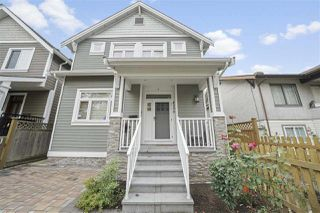 Main Photo: 4305 PERRY Street in Vancouver: Knight House 1/2 Duplex for sale (Vancouver East)  : MLS®# R2413721