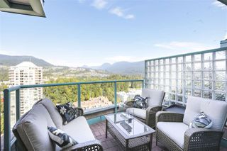 "Photo 17: 2201 3071 GLEN Drive in Coquitlam: North Coquitlam Condo for sale in ""PARC LAURANT"" : MLS®# R2443503"