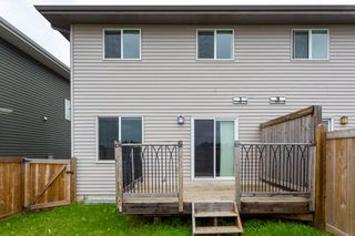 Photo 28: 1014 177A Street SW in Edmonton: Zone 56 House Half Duplex for sale : MLS®# E4204594