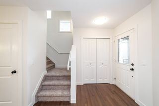 Photo 2: 1014 177A Street SW in Edmonton: Zone 56 House Half Duplex for sale : MLS®# E4204594