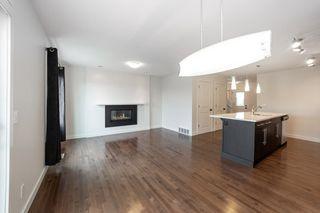 Photo 9: 1014 177A Street SW in Edmonton: Zone 56 House Half Duplex for sale : MLS®# E4204594