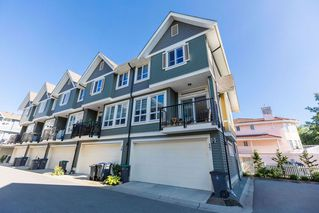 Photo 1: 17 14388 103 Avenue in Surrey: Whalley Townhouse for sale (North Surrey)  : MLS®# R2476939