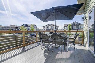 Photo 35: 69 NAVAJO Lane: Fort Saskatchewan House for sale : MLS®# E4202717