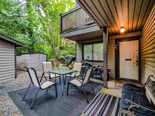 "Photo 38: 8551 WILDERNESS Court in Burnaby: Forest Hills BN Townhouse for sale in ""Simon Fraser Village"" (Burnaby North)  : MLS®# R2490108"