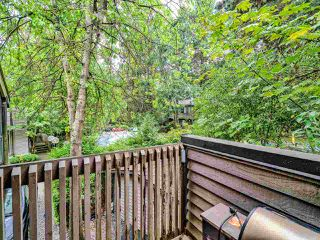 "Photo 37: 8551 WILDERNESS Court in Burnaby: Forest Hills BN Townhouse for sale in ""Simon Fraser Village"" (Burnaby North)  : MLS®# R2490108"