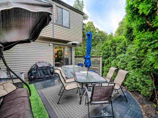 "Photo 39: 8551 WILDERNESS Court in Burnaby: Forest Hills BN Townhouse for sale in ""Simon Fraser Village"" (Burnaby North)  : MLS®# R2490108"
