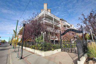 Main Photo: #111 10951 124 Street in Edmonton: Zone 07 Condo for sale : MLS®# E4216355