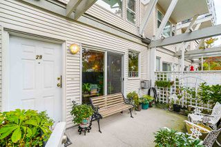 "Photo 2: 29 2723 E KENT Avenue in Vancouver: South Marine Townhouse for sale in ""RIVERSIDE GARDENS"" (Vancouver East)  : MLS®# R2512600"