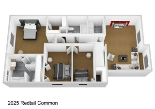 Photo 13: 2025 REDTAIL Common in Edmonton: Zone 59 House for sale : MLS®# E4216342