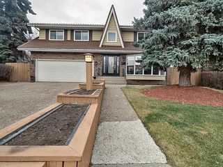 Main Photo: 2411 112A Street NW in Edmonton: Zone 16 House for sale : MLS®# E4179693