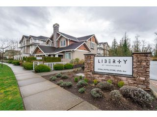 "Photo 1: 203 19388 65 Avenue in Surrey: Clayton Condo for sale in ""Liberty"" (Cloverdale)  : MLS®# R2465978"