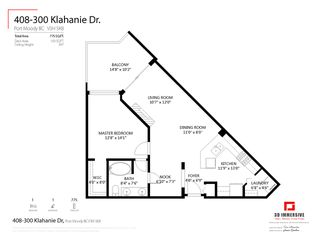 "Photo 21: 408 300 KLAHANIE Drive in Port Moody: Port Moody Centre Condo for sale in ""KLAHANIE"" : MLS®# R2467878"