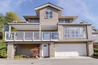 "Photo 1: 1110 BENNET Drive in Port Coquitlam: Citadel PQ Townhouse for sale in ""THE SUMMIT"" : MLS®# R2493176"