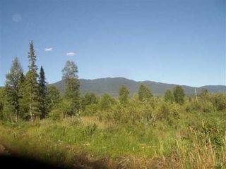 """Photo 5: DEWEY RD in Prince George: Upper Fraser Land for sale in """"SINCLAIR MILLS"""" (PG Rural East (Zone 80))  : MLS®# N162455"""