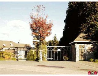 """Photo 1: 2058 WINFIELD Drive in Abbotsford: Abbotsford East Townhouse for sale in """"Rosehill"""" : MLS®# F2621868"""