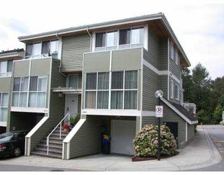"""Main Photo: 8401 KEYSTONE ST in Vancouver: Champlain Heights Townhouse for sale in """"MARINE WOODS"""" (Vancouver East)  : MLS®# V551484"""