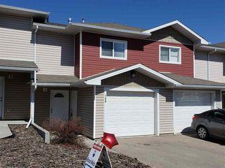 Photo 1: 108 166 BRIDGEPORT Boulevard: Leduc Townhouse for sale : MLS®# E4174092