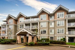 "Photo 1: 101 6430 194 Street in Surrey: Clayton Condo for sale in ""Waterstone"" (Cloverdale)  : MLS®# R2439013"