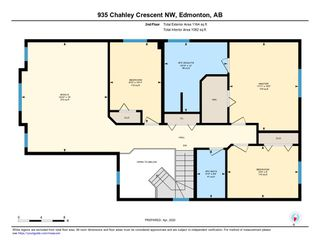 Photo 46: 935 CHAHLEY Crescent in Edmonton: Zone 20 House for sale : MLS®# E4195296