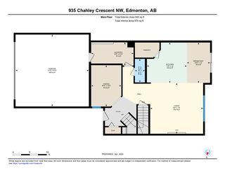 Photo 45: 935 CHAHLEY Crescent in Edmonton: Zone 20 House for sale : MLS®# E4195296