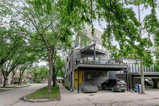 Photo 1: 3 279 Hugo Street in Winnipeg: Crescentwood Condominium for sale (1B)  : MLS®# 202013208