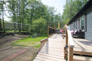 Photo 11: 10 Sidor Crescent: Rural Lac Ste. Anne County Manufactured Home for sale : MLS®# E4201526