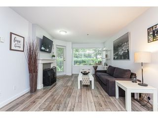 "Photo 3: 108 33688 KING Road in Abbotsford: Poplar Condo for sale in ""College Park Place"" : MLS®# R2473571"