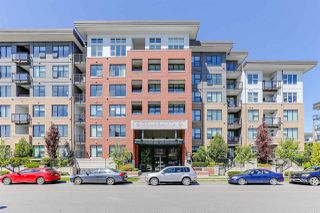 """Main Photo: 516 9311 ALEXANDRA Road in Richmond: West Cambie Condo for sale in """"ALEXANDRA COURT"""" : MLS®# R2476263"""