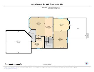Photo 33: 84 JEFFERSON Road in Edmonton: Zone 29 House for sale : MLS®# E4208579