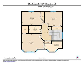 Photo 34: 84 JEFFERSON Road in Edmonton: Zone 29 House for sale : MLS®# E4208579