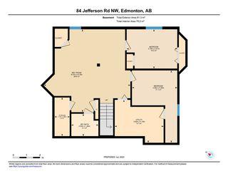 Photo 35: 84 JEFFERSON Road in Edmonton: Zone 29 House for sale : MLS®# E4208579