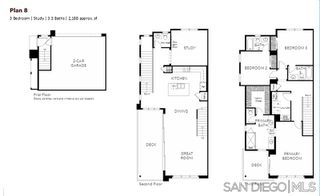 Photo 27: MISSION VALLEY Townhome for sale : 4 bedrooms : 2725 Via Alta Place in San Diego
