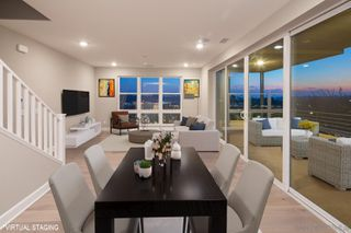 Photo 8: MISSION VALLEY Townhome for sale : 4 bedrooms : 2725 Via Alta Place in San Diego