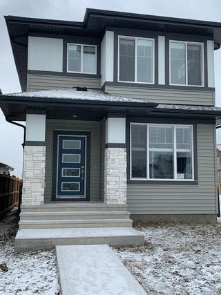 Photo 1: 562 LEWIS GREENS DRIVE in Edmonton: Zone 58 House for sale : MLS®# E4218515