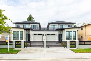 Photo 1: 7523 16TH Avenue in Burnaby: Edmonds BE House 1/2 Duplex for sale (Burnaby East)  : MLS®# R2396878