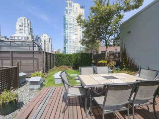 Photo 18: 308 1178 HAMILTON STREET in Vancouver: Yaletown Condo for sale (Vancouver West)  : MLS®# R2421669