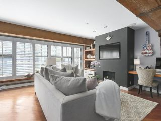 Photo 4: 308 1178 HAMILTON STREET in Vancouver: Yaletown Condo for sale (Vancouver West)  : MLS®# R2421669