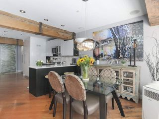 Photo 7: 308 1178 HAMILTON STREET in Vancouver: Yaletown Condo for sale (Vancouver West)  : MLS®# R2421669