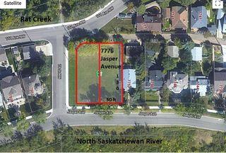 Photo 2: 7776 Jasper Avenue in Edmonton: Zone 09 Vacant Lot for sale : MLS®# E4198741