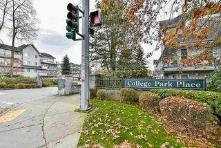 Photo 2: 213 33718 KING Road in Abbotsford: Poplar Condo for sale : MLS®# R2467630