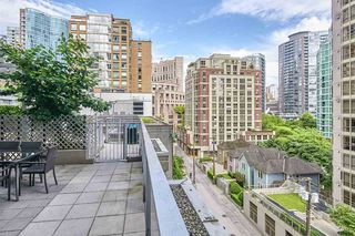 "Photo 17: 512 888 HOMER Street in Vancouver: Downtown VW Condo for sale in ""THE BEASLEY"" (Vancouver West)  : MLS®# R2470290"