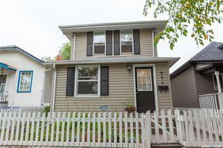 Photo 1: 623 5th Street East in Saskatoon: Haultain Residential for sale : MLS®# SK814637